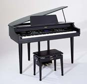 Click to get a closer view of this Yamaha CVP600 Clavinova!