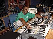 Click to view a larger image of Ken Turner - Recording Engineer!